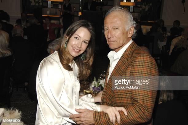 Samantha Boardman Rosen and Ron Delsener attend Black Truffles, Blue Jeans, Burgundy & Blues: A Casual Sunday Supper To Benefit CITYMEALS-ON-WHEELS...