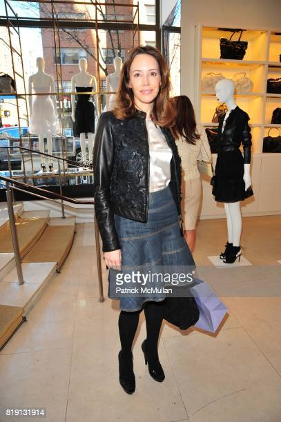 Samantha Boardman Rosen attends VALENTINO Spring/ Summer 2010 Collection Private Luncheon and Presentation hosted by Samantha Boardman Rosen Shala...