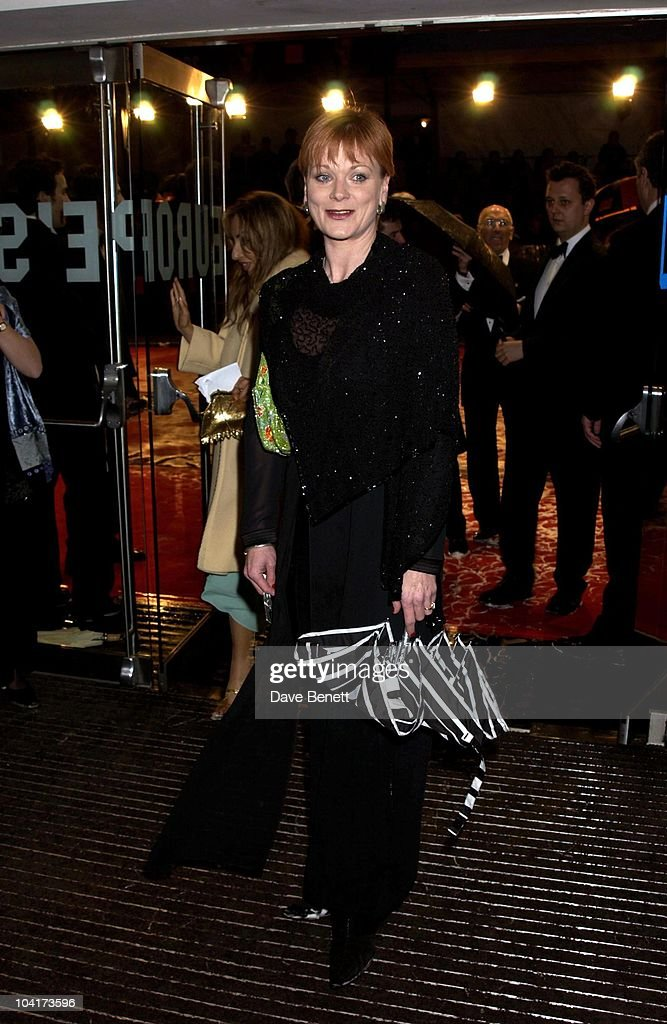 Samantha Bond, The Orange British Academy Film Awards (bafta) 2002, At The Odeon, Leicester Square, London