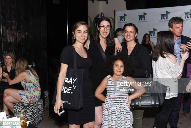 Samantha Brody Mara Jones Malia Jones and Dimitra Molossi attend Elizabeth Shafiroff and Lindsey Spielfogal Host the First Annual Global Strays Fund...