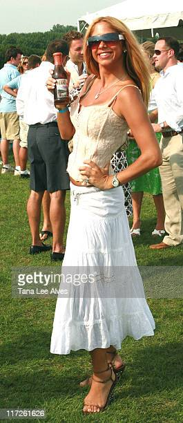 Samantha Cole during Heather Graham Hosts Launch of Gold Peak at Mercedes Benz Polo Challenge at the Bridgehampton Polo Club at Bridgehampton Polo...