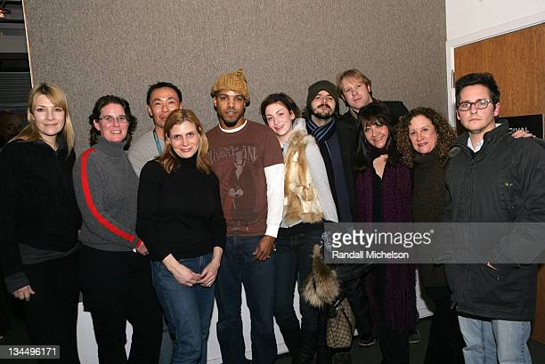 Samantha Cox, Alison Smith, Ray Yee, Tracy Verlaine, Van Hunt, Jordan Seay, Andreas Kapsalis, Jason Kanakis, Doreen Renger Ross, Linda Livingston and...