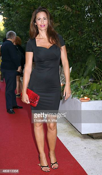 Samantha De Grenet attends Sandro Ferrone F/W 2015/16 Collection Presentation as part of AltaRoma AltaModa Fashion Week Fall/Winter 2015/16 at Villa...