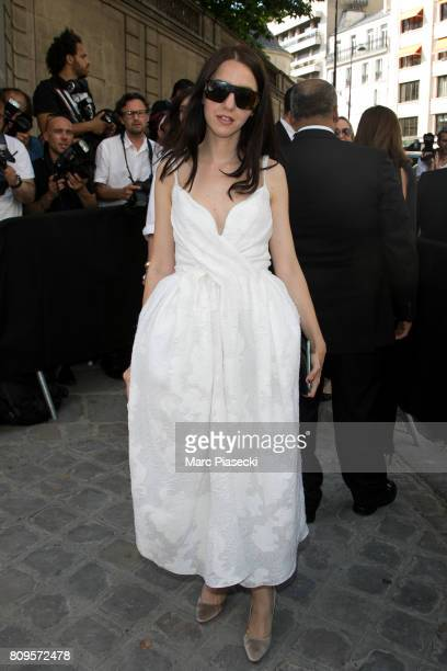 Samantha De Reviziis attends the Valentino Haute Couture Fall/Winter 20172018 show as part of Paris Fashion Week on July 5 2017 in Paris France