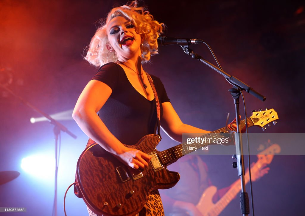 GBR: Samantha Fish Performs At The Brook Southampton