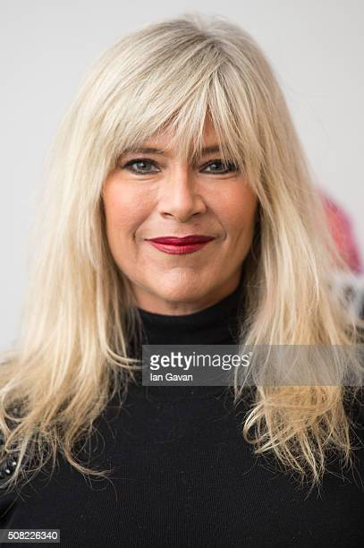 Samantha Fox attends the VIP launch of Magical Lantern Festival at Chiswick House And Gardens on February 3, 2016 in London, England.