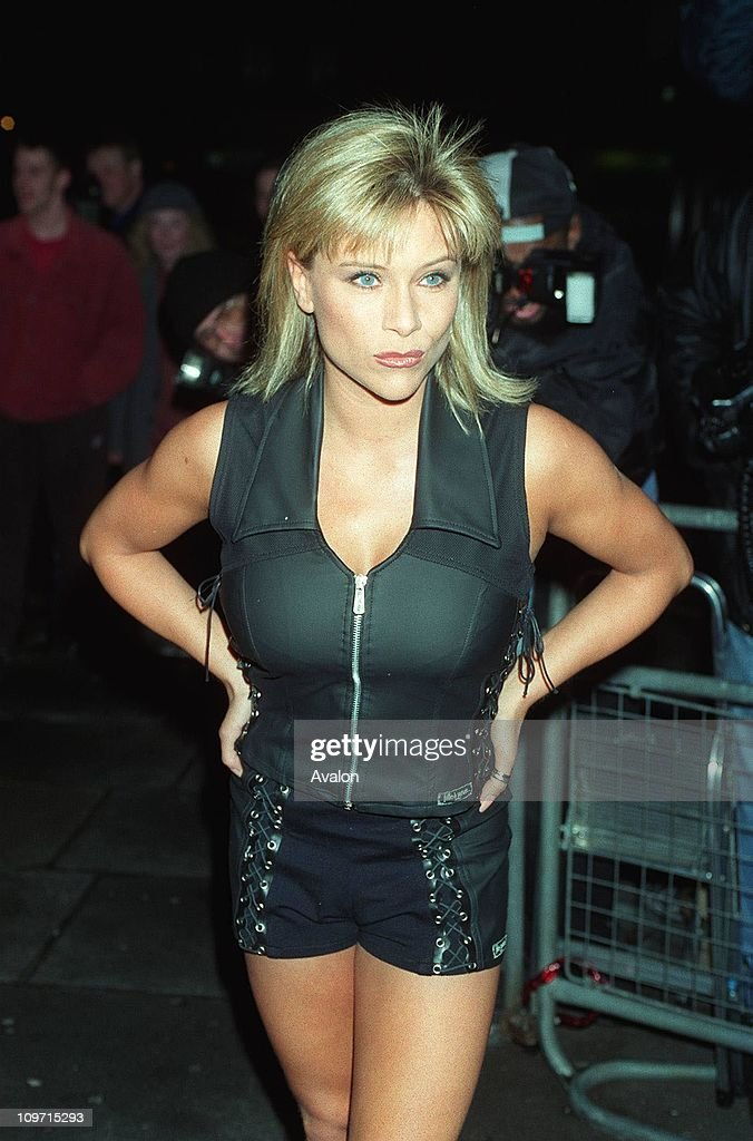 Samantha Fox : News Photo