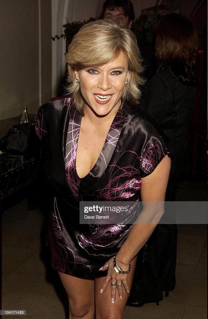 Samantha Fox, Jerry Springer Opera In The West End Opens At The Cambridge Theatre In Covent Garden, Then Party At The Whitehall Banquetting Rooms