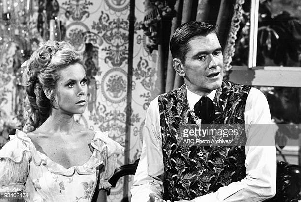 BEWITCHED 'Samantha Goes South For a Spell' Season Five 7/17/68 A vengeful witch thinking that Samantha was Serena sends her back to 1968 New Orleans...