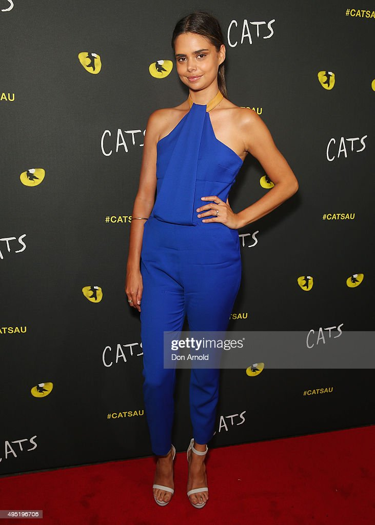CATS Opening Night Red Carpet - Arrivals