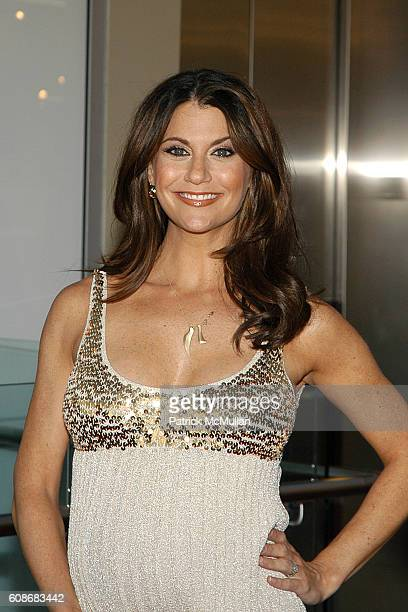 Samantha Harris attends Harry Morton's Pink Taco Restaurant Celebrates the Opening of New Los Angeles Outpost at Pink Taco on June 28 2007 in Century...
