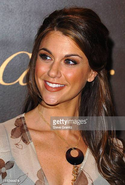 Samantha Harris during Cartier Celebrates 25 Years in Beverly Hills in Honor of Project ALS Arrivals at Cartier in Beverly Hills California United...