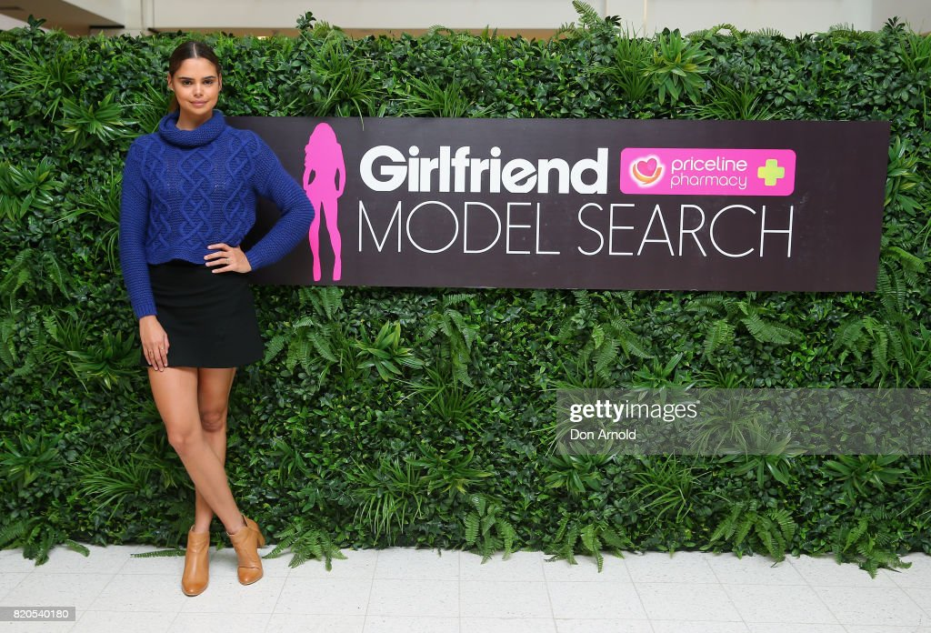 2017 Girlfriend Priceline  Pharmacy Model Search - Sydney