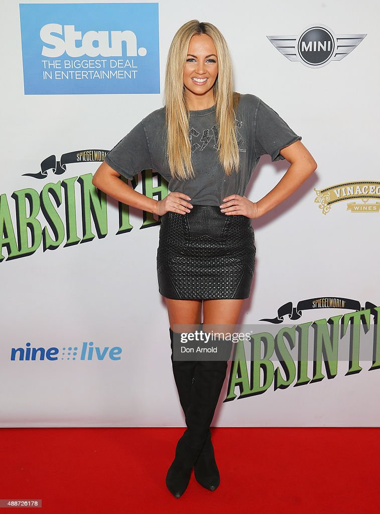 ABSINTHE by Spiegelworld Opening Night - Arrivals