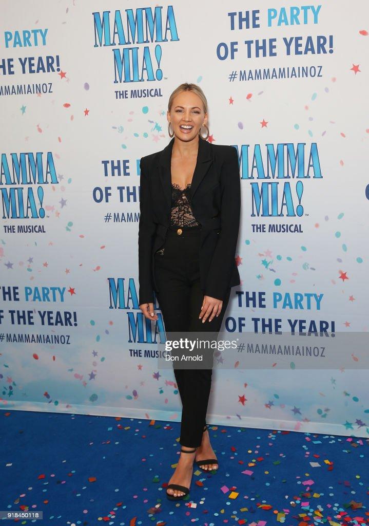 Mamma Mia! The Musical Premiere - Arrivals