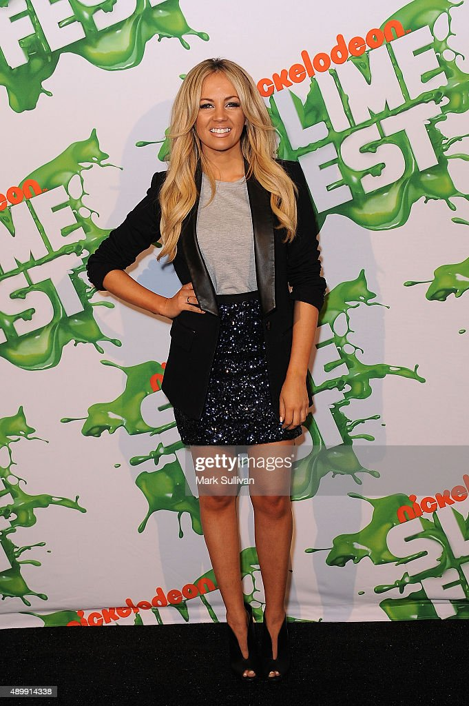Nickelodeon Slimefest 2015 - Media Wall