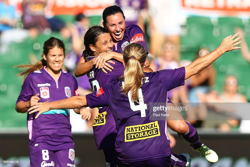 W-League Semi Final - Perth v Sydney