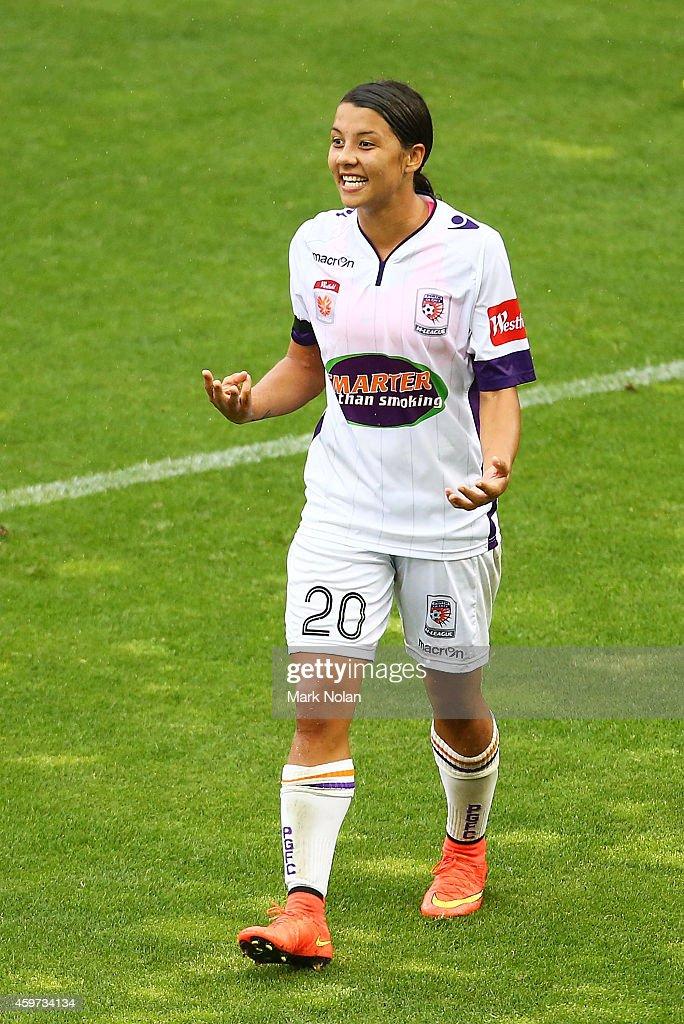 W-League Rd 11 - Sydney v Perth