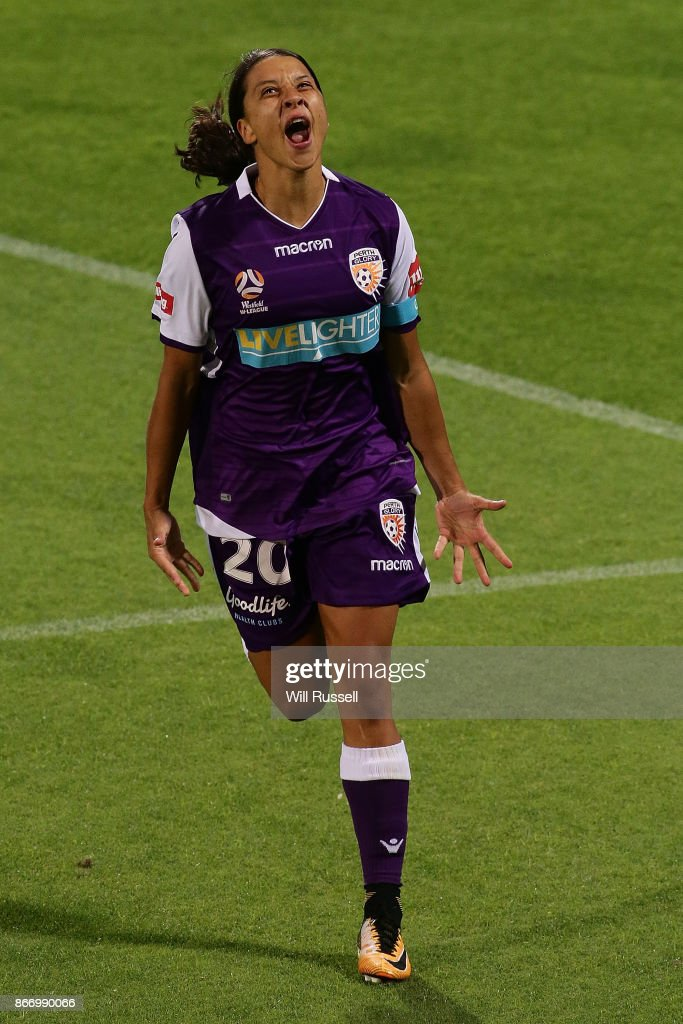 W-League Rd 1 - Perth v Melbourne