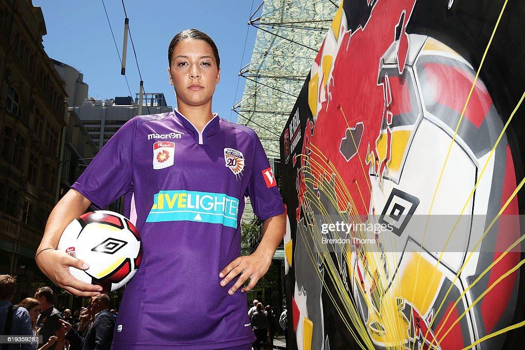 2016/17 W-League Season Launch : News Photo