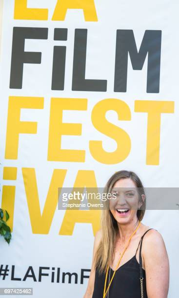 Samantha Laidlaw attends the Women Filmmakers Event during 2017 Los Angeles Film Festival at Festival Lounge on June 16 2017 in Culver City California