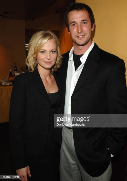 Samantha Mathis and Noah Wyle 11063_106JPG during 2006/2007 TBS and TNT UpFront Nick and Stef's at Nick and Stef's in New York City New York United...