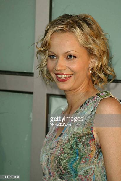 """Samantha Mathis attending the premiere of """"The Punisher"""" at the Archlight Theatre in Hollywood, California 04/10/04"""