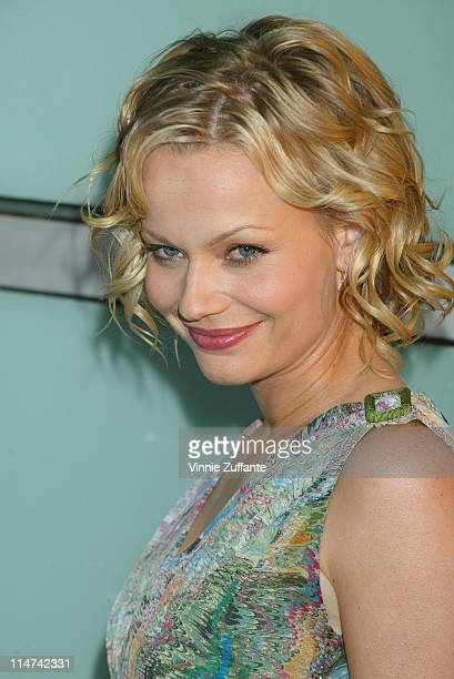 """Samantha Mathis attending the premiere of """"The Punisher"""" at the Archlight Theatre in Hollywood, California 04/13/04"""