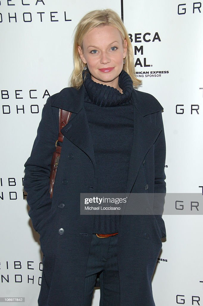 "5th Annual Tribeca Film Festival - ""Land Of The Blind"" Premiere - Inside"