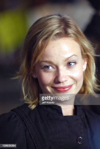 Samantha Mathis during Along Came Polly Los Angeles Premiere at Mann's Chinese Theater in Hollywood California United States