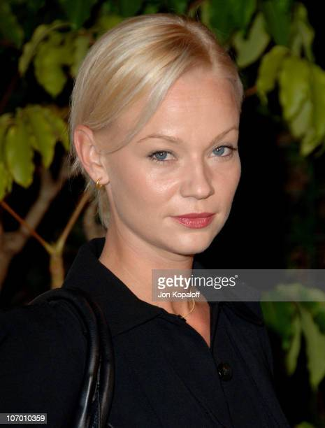 Samantha Mathis during Children's Defense Fund's 16th Annual Los Angeles Beat the Odds Awards Arrivals at Beverly Hills Hotel in Beverly Hills...