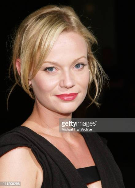 Samantha Mathis during Columbia Pictures and CHANEL Present a Special Screening of Marie Antoinette at ArcLight in Hollywood California United States