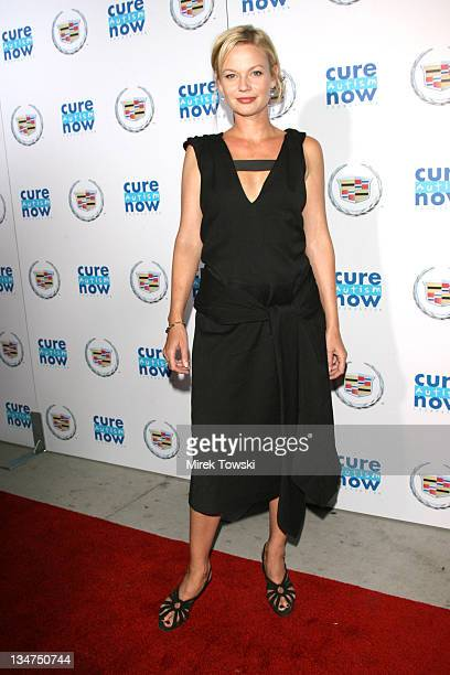 Samantha Mathis during Cure Autism Now's Acts of Love Dreams at Geffen Playhouse in Los Angeles CA United States