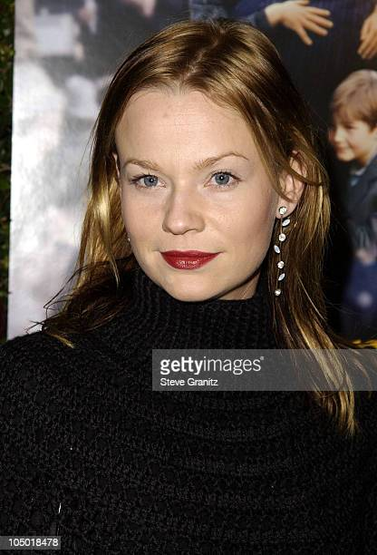 Samantha Mathis during Evelyn Premiere at The Academy in Los Angeles California United States