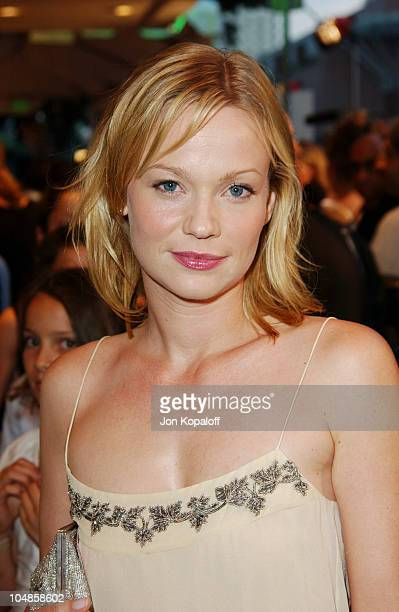 Samantha Mathis during Le Divorce Los Angeles Premiere at The Mann Festival Theatre in Westwood California United States