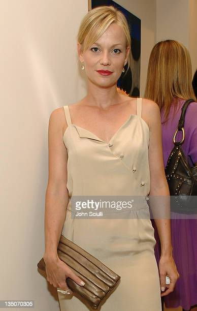 Samantha Mathis during Martin Katz Hosts A Summer Soiree to Honor C Magazine's August Issue at Martin Katz Boutique in Beverly Hills California...