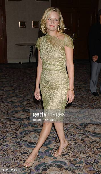 Samantha Mathis during The 30th Annual Saturn Awards Arrivals at Sheraton Universal Hotel in Universal City California United States