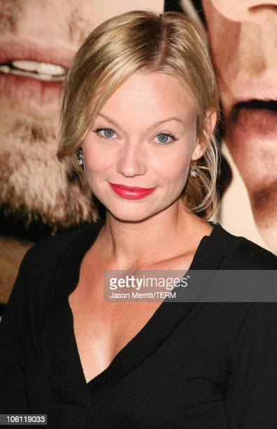 Samantha Mathis during The Departed Los Angeles Screening at The Director's Guild of America in West Hollywood California United States