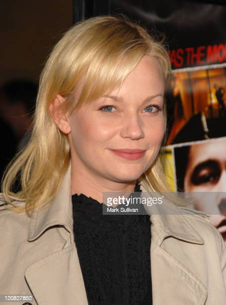 Samantha Mathis during The Lookout Los Angeles Premiere Arrivals at Egyptian Theater in Los Angeles California United States