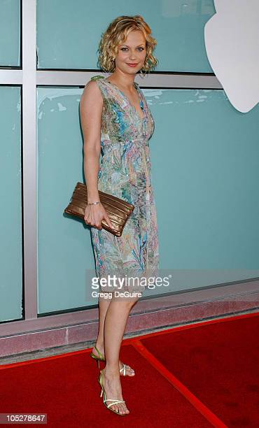 Samantha Mathis during The Punisher Los Angeles Premiere Arrivals at Arclight Cinerama Dome in Hollywood California United States