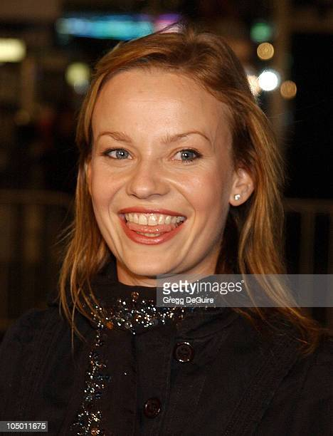 "Samantha Mathis during ""The Ring"" Premiere at Mann Bruin Theatre in Westwood, California, United States."