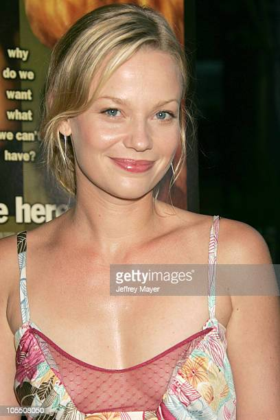 Samantha Mathis during We Don't Live Here Anymore Los Angeles Premiere Arrivals at Director's Guild of America in Hollywood California United States