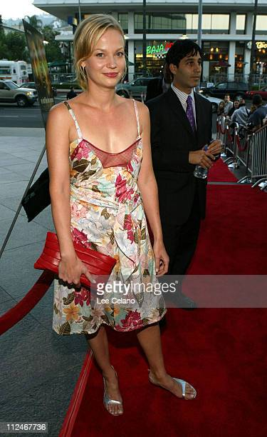 Samantha Mathis during We Don't Live Here Anymore Los Angeles Premiere Red Carpet at Director's Guild of America Theatre in Hollywood California...