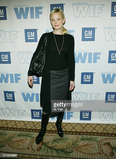 Samantha Mathis during Women in Film LA Present the 2007 Power Breakfast 'Minority Report' at Four Seasons Hotel in Los Angeles California United...