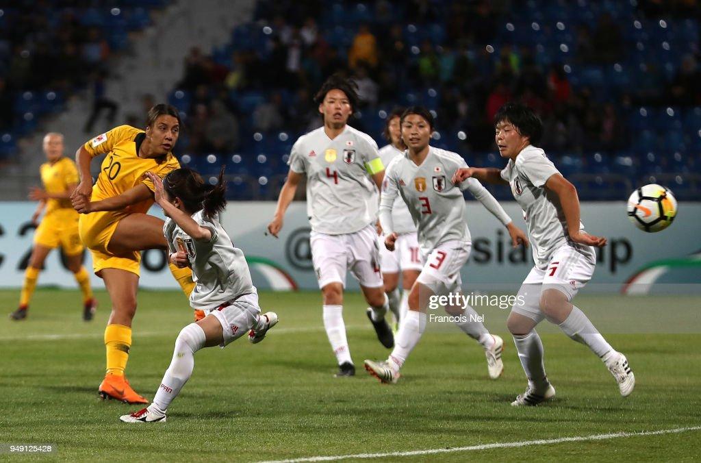 Japan v Australia - AFC Women's Asian Cup Final