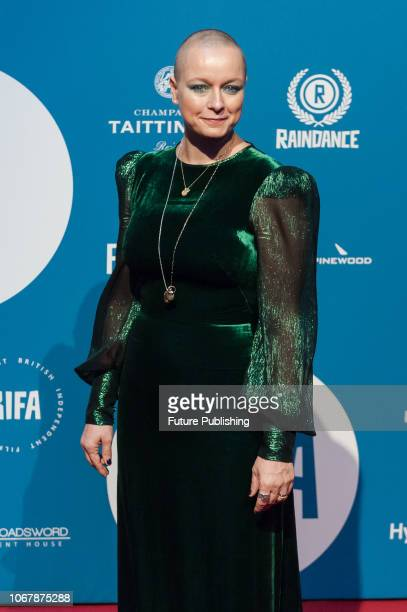 Samantha Morton attends the 21st British Independent Film Awards at Old Billingsgate in the City of London December 02 2018 in London United Kingdom