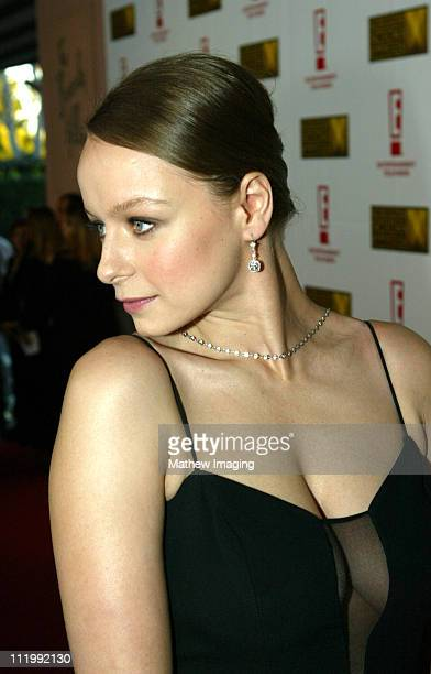 Samantha Morton during The 9th Annual Critics' Choice Awards Red Carpet at The Beverly Hills Hotel in Beverly Hills California United States