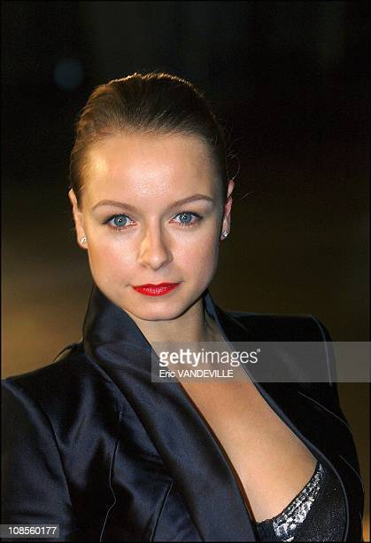 Samantha Morton in Venice Italy on September 2nd 2003