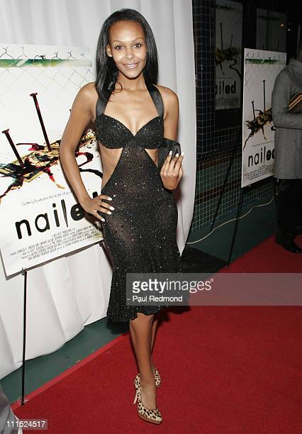 Samantha Mumba during 'Nailed' Los Angeles Premiere at Westwood Majestic Theater in Westwood California United States