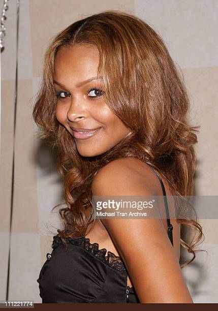 Samantha Mumba during PS I Love You Presents 6th Annual Black and White Celebrity Casino Night Arrivals at Westin Grand Ballroom in Los Angeles...